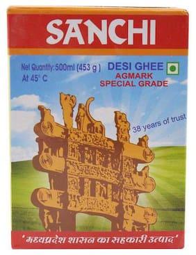 Sanchi Pure Ghee 500 ml