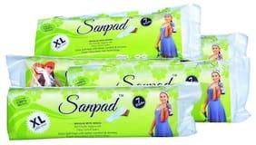 Sanpad XL 280 mm ( Pack of 5 )