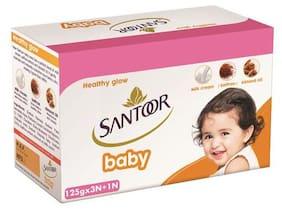 Santoor Baby Soap 500 gm