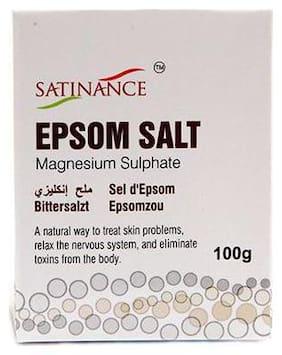 Satinance Epsom Salt 100 gm