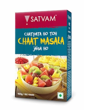 Satvam Chaat Masala 100g