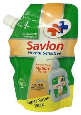 Savlon Hand Wash Herbal Sensitive 750 ml