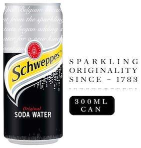 Schweppes Soda Water Original 300 ml