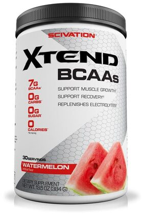 Scivation Xtend BCAAs 30 Servings (384 gm) Watermelon