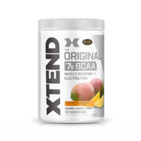 Scivation Xtend Original BCAAs 30 Servings Mango Madness 420 g ( Pack of 1 )