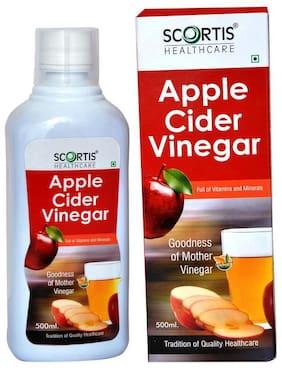 Scortis Health Care Apple Cider Vinegar 500Ml