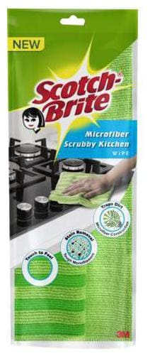 Scotch brite Microfiber Scrubby Kitchen Wipe