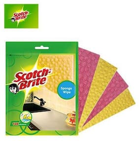 Scotch brite Sponge Wipe - Large 5 pcs