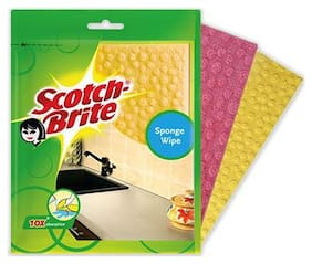 Scotch brite Sponge Wipe Large 3 pcs