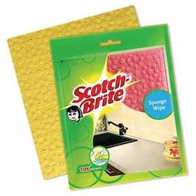 Scotch brite Sponge Wipe Small 200 mm X 175 mm