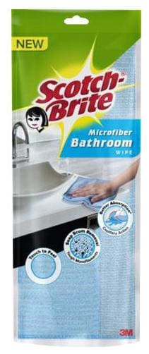Scotch brite Microfiber Bathroom Wipe 50 g
