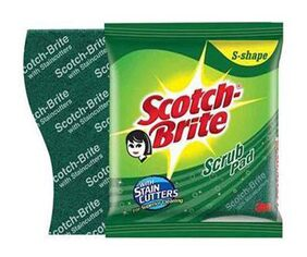 Scotch Brite Scrub Pad Large (Set of 18 pcs)