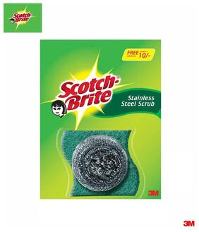 Scotch Brite Steel Combi (Set of 18 pcs)