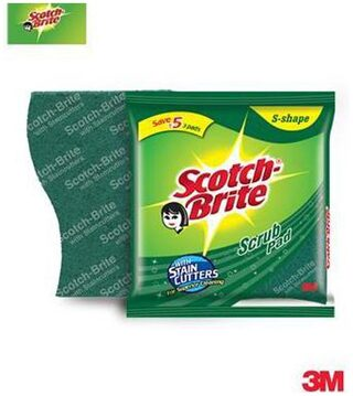 Scotch Brite Scrub Pad Regular Super Saver (Set of 36 pcs)