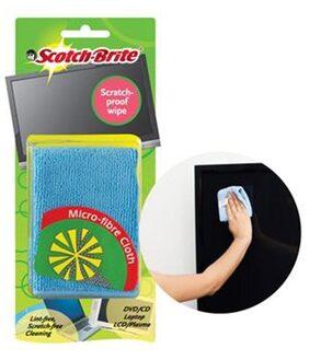 Scotch Brite Scratch Proof Wipe For Cleaning Appliances