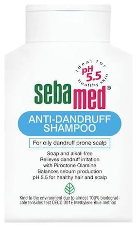Sebamed Shampoo - Anti-Dandruff 200 ml