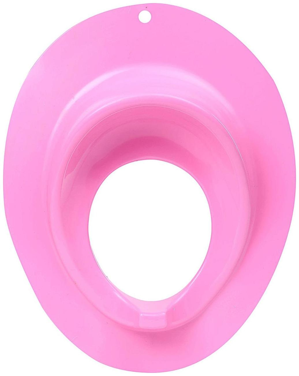 SED Potty Seat Trainer for Kids Pink by Barkat International