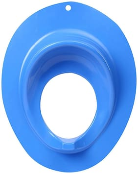 SED Potty Seat English Trainer for Kids Blue