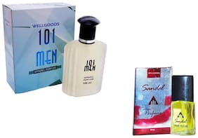 Wellgoods Set of (2) 101 Men Sandel -120ml