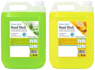 Seven seas Hand wash 5 L (Pack of 2)