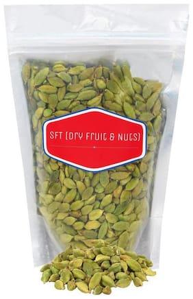 SFT Cardamom  Green Whole Good Quality (Choti Elaichi, Sabut Elaichi) Grade - Medium Size 100 g