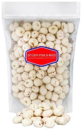 SFT Regular Lotus Seed Pop/Gorgon Nut Puffed Kernels (Phool Makhana ) Fox Nut 500 g Grade - King Size