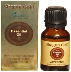 Shagun gold Lavender Oil Steam Distilled Natural;Pure And Organic (15Ml)