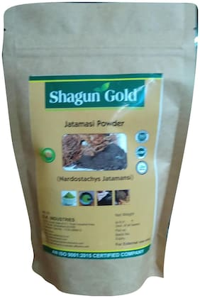 Shagun Gold Pure organic jatamansi powder for hair growth & hair care 200g