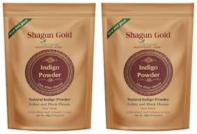 Shagun Gold Natural Indigo Powder 100% Organic 100g
