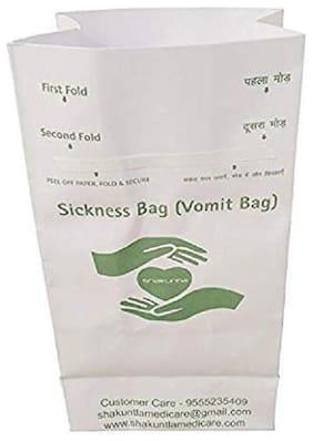Shakuntla Disposable Sickness Bags/Vomit Bags 20pcs