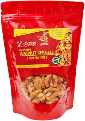 Shara's Dry Fruits Kashmiri Walnut Kernels 500 G