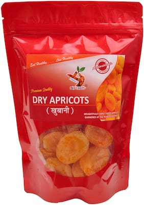 Shara's Premium Dried Turkish Apricot (Khubani) 500 g