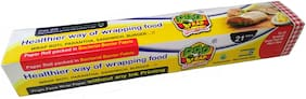 SHI Pap Wrap Food Wrapping Paper Roll of 21 Mtrs