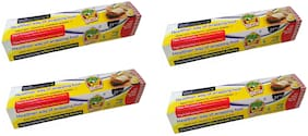 SHI Pap Wrap Food Wrap Paper Roll of 21 Mtrs (Pack of 4)