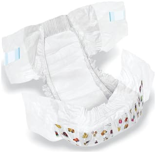 SHI Super Soft Baby Diaper Large 100 pcs