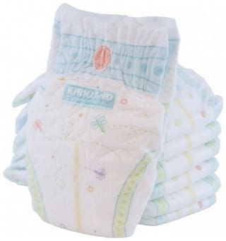SHI Super Soft Pullup Baby Diaper Extra Large 150 pcs (Set Of 1)
