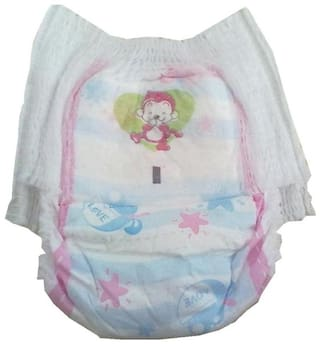 SHI Super Soft Baby Pull ups Diaper Extra Large Pack of 1