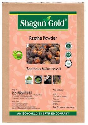 Shikakai Powder With Herbal Henna Powder- 100% Organic  200 g