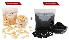 Shivram Peshawari & Bros Combo Of Cashew Nuts And