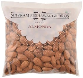 Shivram Peshawari & Bros California Almonds/Badam 250 g
