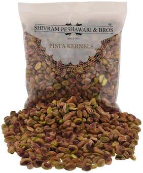 Shivram Peshawari & Bros Pista Kernals Without Shell/Sada Pista 450 g