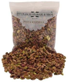 Shivram Peshawari & Bros Pista Kernals Without Shell/Sada Pista 450 Grams