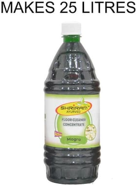 Shriram Ayurved Floor Cleaner Concentrate Mogra