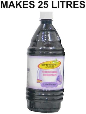Shriram Ayurved Floor Cleaner Concentrate Lavendar