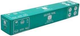Silver Foil Food wrap Premium Aluminium Foil 21M