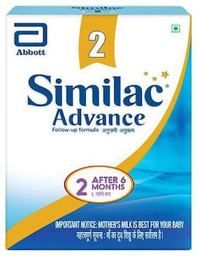 Similac Advance Stage 2 400 g