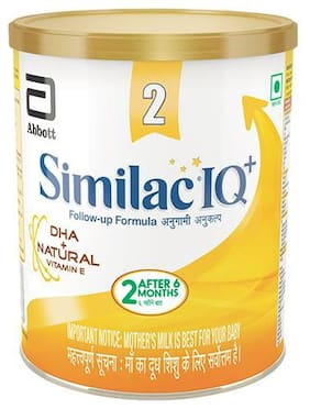Similac Iq+ Stage 2 Follow Up Formula 400 g