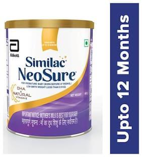 Similac Neosure IQ+ Infant Formula - DHA + Natural Vitamin E  Upto 12 months 400 g