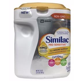 SimilacPro-Sensitive Infant Formula (HMO) (Non-GMO) - 964G (34oz) (USA)