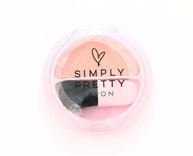 Avon Simply Pretty Cheek Color 3 gm - Rosy Cheeks